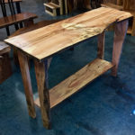 BRWoodcrafter_Spalted Table